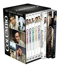 Columbo: Peter Falk Complete Series All Seasons & TV Movies DVD Boxed Set NEW!