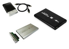 "Box Esterno Hard disk Case Per Hdd SATA Da 2.5"" Usb 2.0 - Basic Edition CUSTODIA"