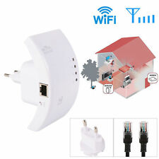 Top Mini 300Mbit Wireless WPS WLAN Router Verstärker N Wifi Repeater Expander