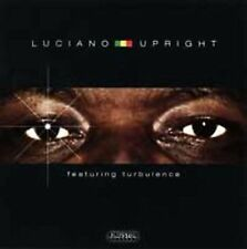FREE US SH (int'l sh=$0-$3) USED,MINT CD Luciano: Upright
