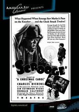 Scrooge (Seymour Hicks) - Region Free DVD - Sealed