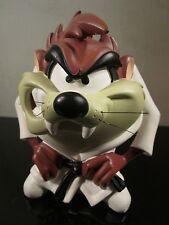 Looney Tunes TASMANIAN DEVIL Statue TAZ figure Demons Merveilles karate 6'' rare
