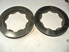 "Alcon / Raybestos 1"" rear brake rotors 8 bolt x 7 5/8"" BC NASCAR ARCA"