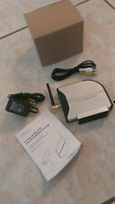 WISECOMM CLOVER 2.4 GHZ WIRELESS 4 CHANNEL RECEIVER FOR SECURITY CAMERA SYSTEM