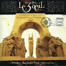 Hier, Aujourd'Hui, Demain by Le 3 Oeil (CD) --- If you buy more than 1 CD, pay t