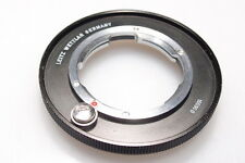 LEICA 16596 G/16569G BAYONET M MOUNT ADAPTER FOR M BELLOW EXCELLENT