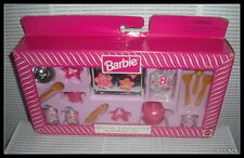 NRFB 1997 MATTEL BARBIE DOLL SPECIAL COLLECTION BAKEWARE SET FASHION ACCESSORY