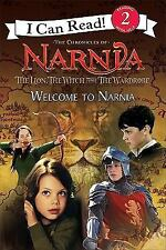 The Lion, the Witch and the Wardrobe: Welcome to Narnia (I Can Read Book, Level