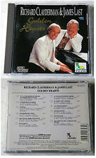 Clayderman & James Last - Golden Hearts .. 1990 CNR CD