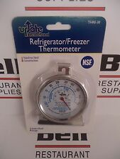 "*NEW* Update THRE-30 Refrigerator / Freezer 3"" Thermometer - FREE SHIPPING!"