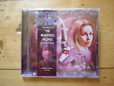 Doctor Who The Beautiful People, 2007 Big Finish audio book CD