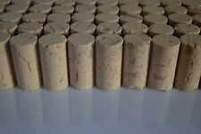 50 NEW Wine Corks (Natural, straight, blank) used for crafts 45x23 mm SALE!!
