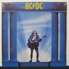 AC/DC 'Who Made Who' 180g Vinyl LP NEW & SEALED