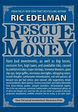 Rescue Your Money: Your Personal Investment Recovery Plan, Ric Edelman, Good Boo