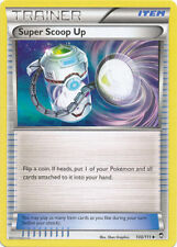 x4 Super Scoop Up - 100/111 - Uncommon Pokemon XY Furious Fists M/NM English