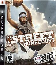 NBA STREET - HOMECOURT rare Playstation 3 game PS3 Basketball Complete vg