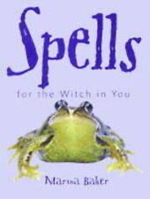 Spells for the Witch in You, Baker, Marina, Excellent Condition