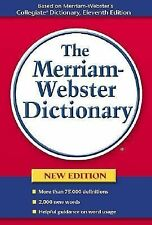 The Merriam-Webster Dictionary - Merriam-Webster - Paperback
