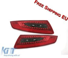 LED Luces Traseras Porsche Carrera 911/997 2004-2008 Rojo/Humo Taillights Lamps