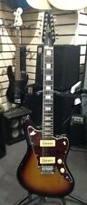REVELATION RJT60-12, 12 STRING ELECTRIC GUITAR,SUNBURST, NEW