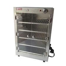 HeatMax Commercial Food Warmer Aluminum Countertop 19x19x29 Hot Box Cabinet