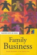 Family Business: Human Dilemmas in the Family Firm : Text and Cases