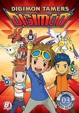 DIGIMON TAMERS COMPLETE SEASON THREE 3 BRAND NEW SEALED REGION 1 DVD