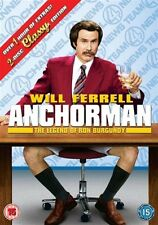 Anchorman (Will Ferrell) - 2 Disc Classy Edition **NEW & SEALED**