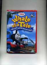 THOMAS & FRIENDS - WHALE OF A TALE - NEW DVD!!