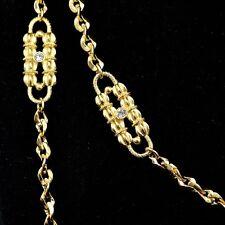 Camrose & Kross Jacqueline Kennedy Goldtone Paperclip Necklace