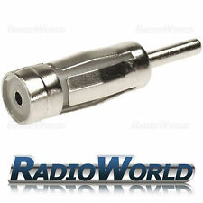 Car Radio/Stereo Iso To Din Male Aerial Ariel Arial Antenna Adaptor Pc5-27