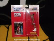 1996 KENNER SLU NBA JUWAN HOWARD STARTING LINEUP