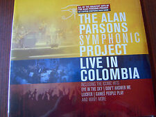 The Alan Parsons Symphonic Project-Live In Colombia 3 Vinyl LP   2013 NEW-OVP