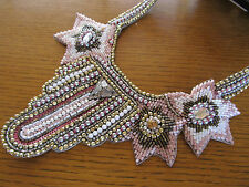 FREEDOM at TOPSHOP Beaded Necklace - BEAUTIFUL!!!