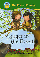 Danger in the Forest (Start Reading: The Forest Family), Dolan, Penny, Good Cond