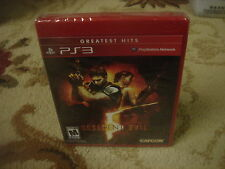 Resident Evil 5  greatest hits (Sony Playstation 3, 2009)