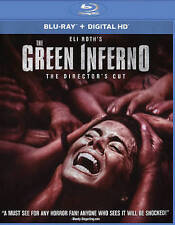 The Green Inferno (Blu-ray Disc, 2016, Includes Digital Copy UltraViolet)