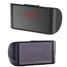 WIRELESS SPY CAMERA ALARM CLOCK FULL HD 720p LIVE VIDEO STREAMING to SMARTPHONE