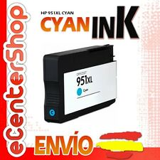 Cartucho Tinta Cyan / Azul NON-OEM 951XL - HP Officejet Pro 8600 Plus