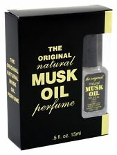 The Original Natural Musk Oil Perfume - 0.5 oz