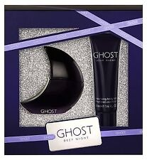 GHOST Deep Night Eau de Toilette 30ml & Body Lotion 50ml gift set