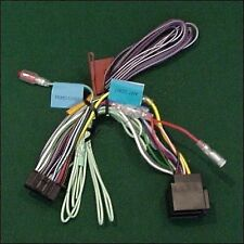 Kenwood KVT-536DVD KVT-556DVD KVT536DVD KVT556DVD Power Loom Wiring  Lead ISO