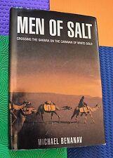 SAHARA DESERT memoir CAMEL SALT CARAVAN Timbuktu to Taoudenni hb/dj