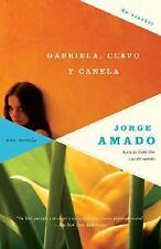 Gabriela, clavo y Canela : Cronica de una Ciudad del Interior by Jorge Amado...