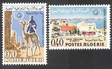 Algeria 1967 Tourism Year/Camel/Buildings/Architecture/Animals/Nature 2v n39592