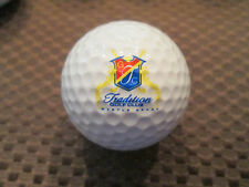 LOGO GOLF BALL-TRADTION GOLF CLUB...MYRTLE BEACH, SC.OLDER LOGO..RARE