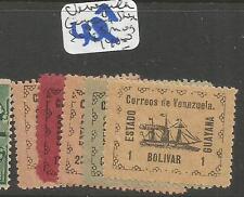 Venezuela Guayana SC 1-5 MOG (9cxm)