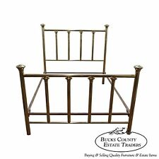 Quality Brass Full Size Victorian Style Bed