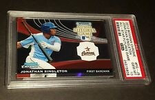 2012 Bowman Chrome Jonathan Singleton All-Star Futures Game PSA 10 Gem Mint