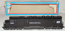 PMI HO SCALE PENN CENTRAL FP-45 DIESEL LOCOMOTIVE w/ WORKING HEADLIGHTS-#6662